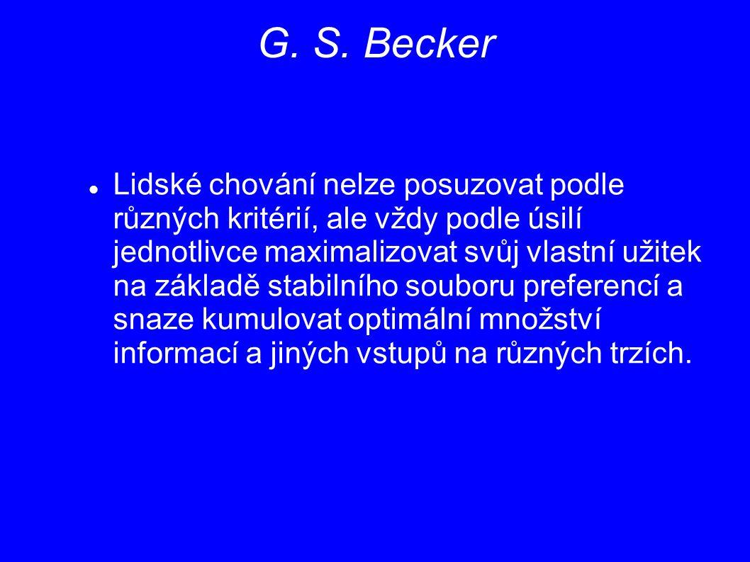 G. S. Becker