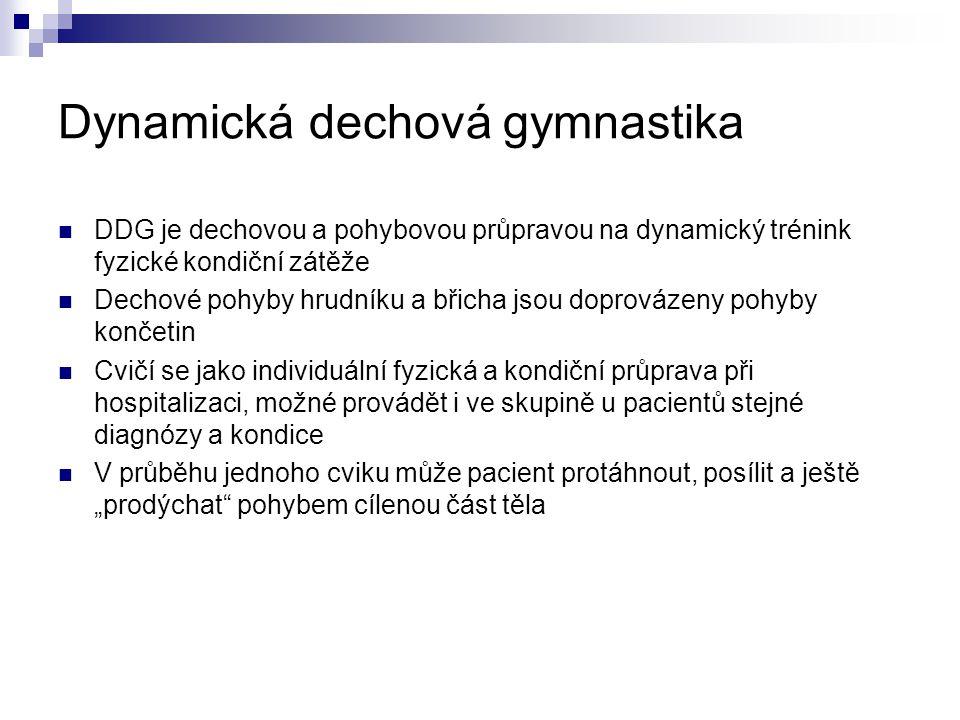 Dynamická dechová gymnastika