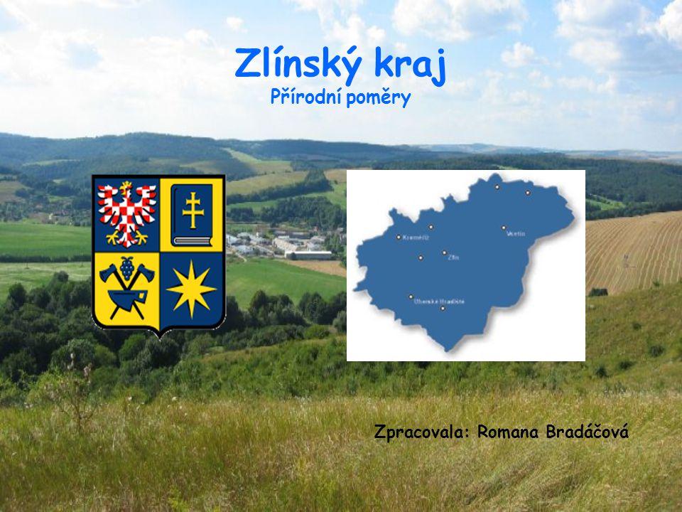 Zlínský kraj Přírodní poměry