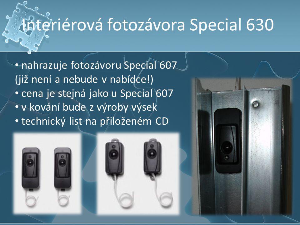 Interiérová fotozávora Special 630