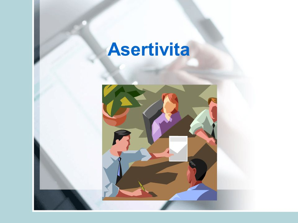 Asertivita