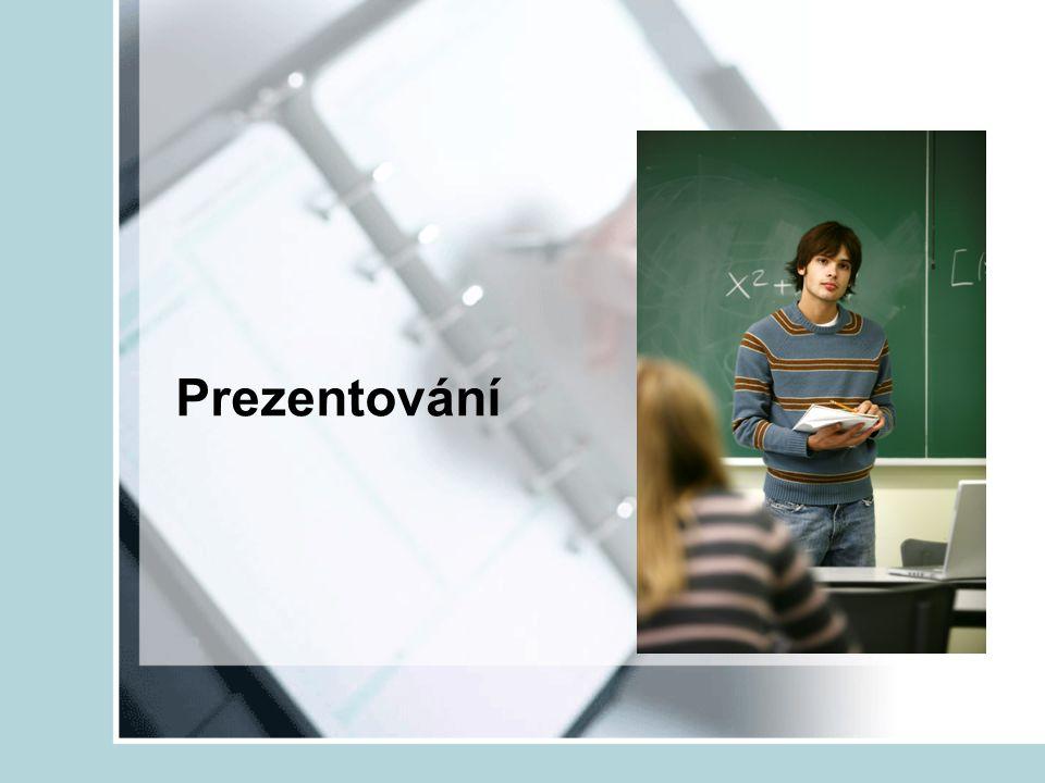Prezentování