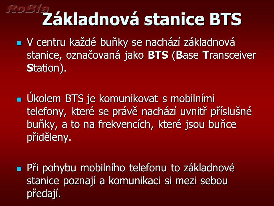 Základnová stanice BTS
