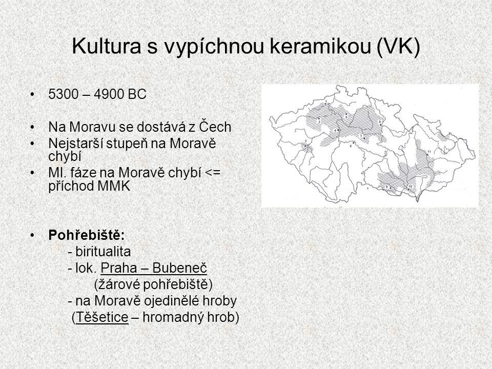 Kultura s vypíchnou keramikou (VK)