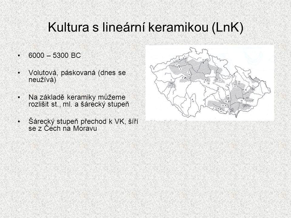 Kultura s lineární keramikou (LnK)