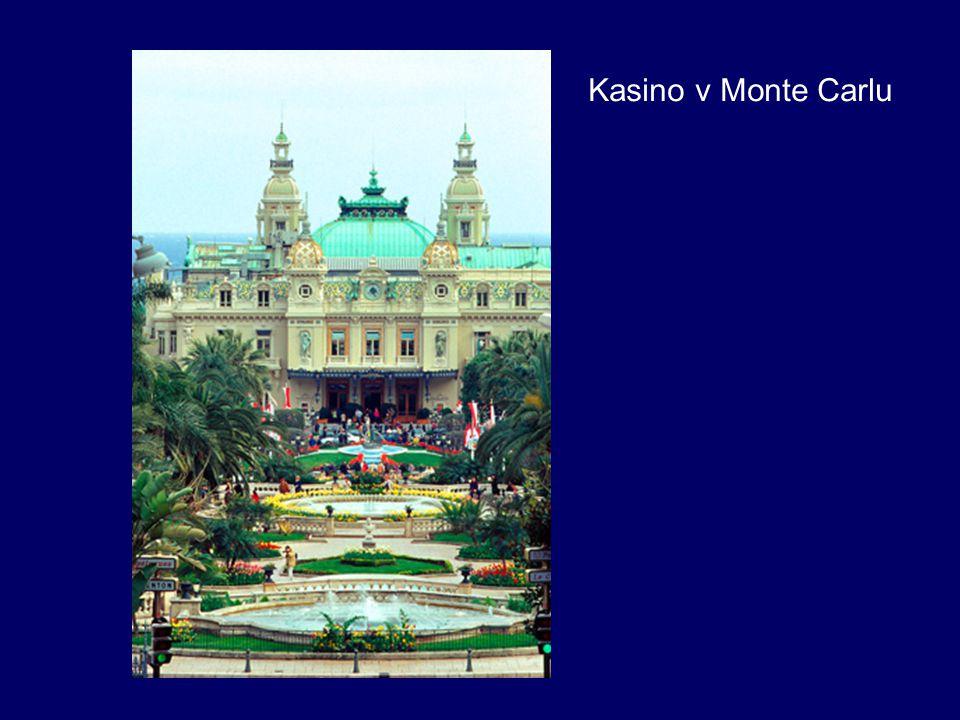 Kasino v Monte Carlu