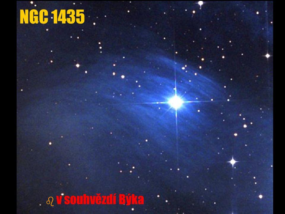 NGC 1435 v souhvězdí Býka