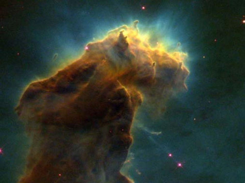 Orlí mlhovina (M 16, NGC 6611) v souhvězdí Hada
