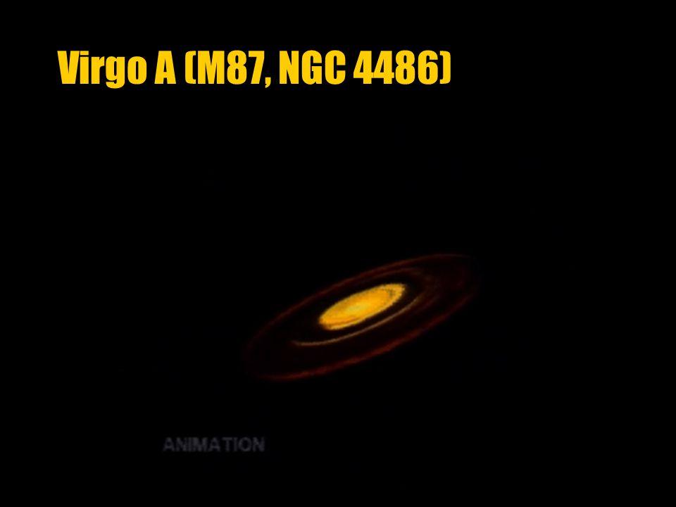 Virgo A (M87, NGC 4486)