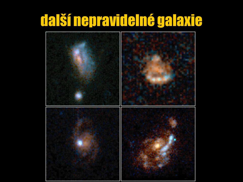 další nepravidelné galaxie