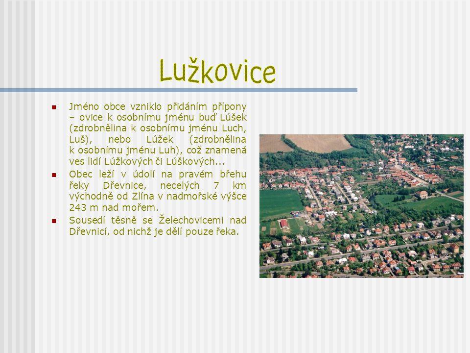 Lužkovice