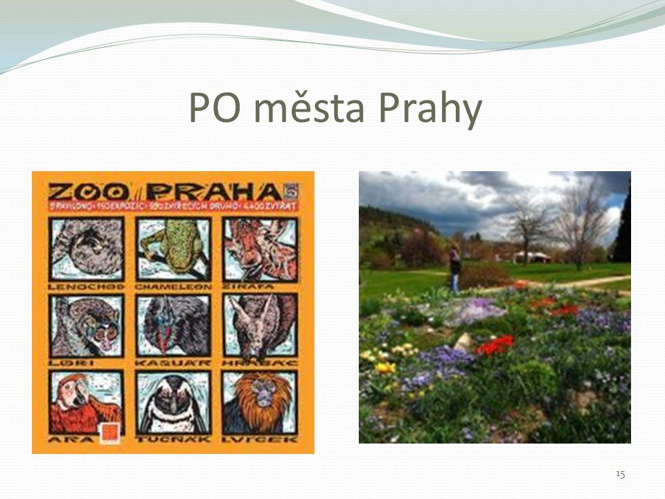 PO města Prahy