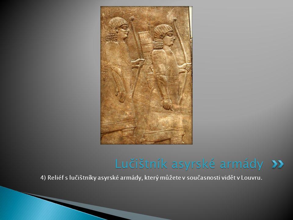 Lučištník asyrské armády