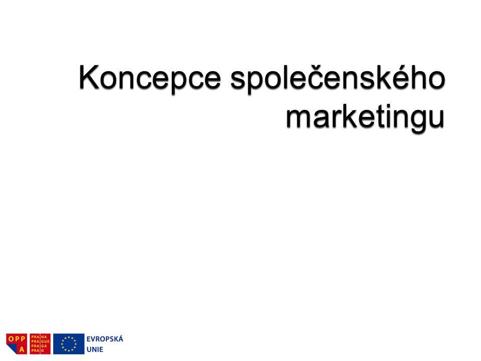 Koncepce společenského marketingu