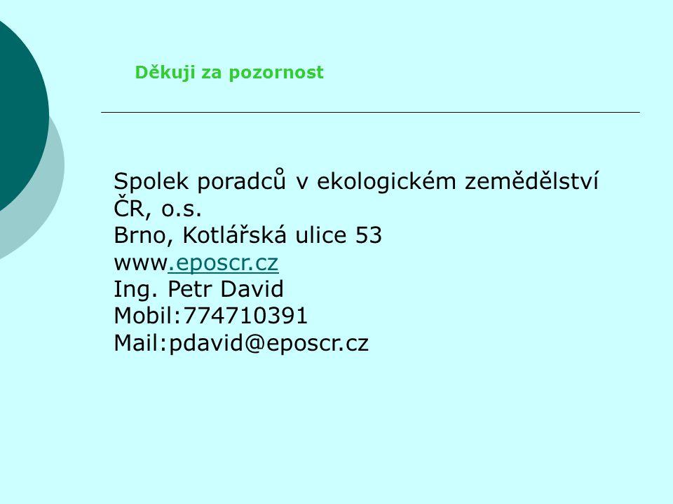 Spolek poradců v ekologickém zemědělství ČR, o.s.