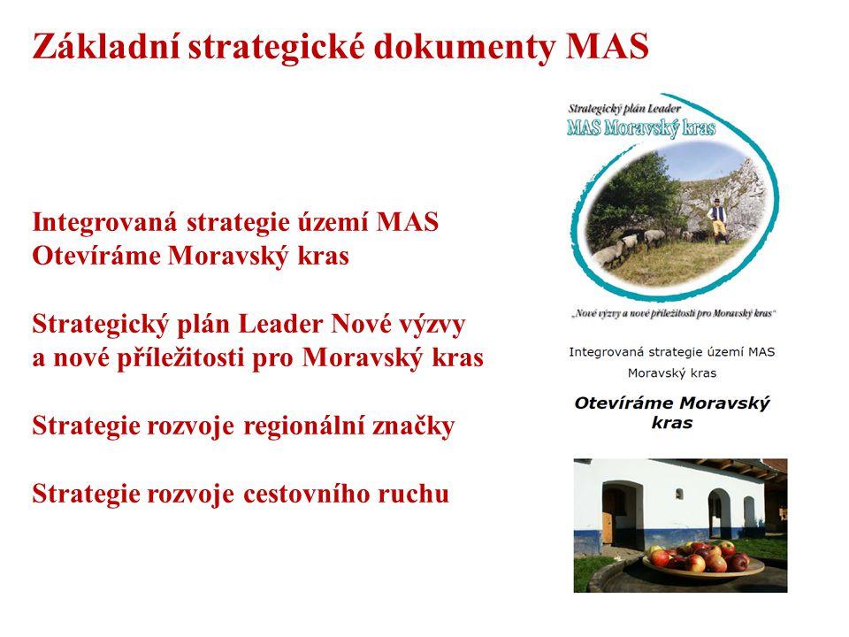 Základní strategické dokumenty MAS