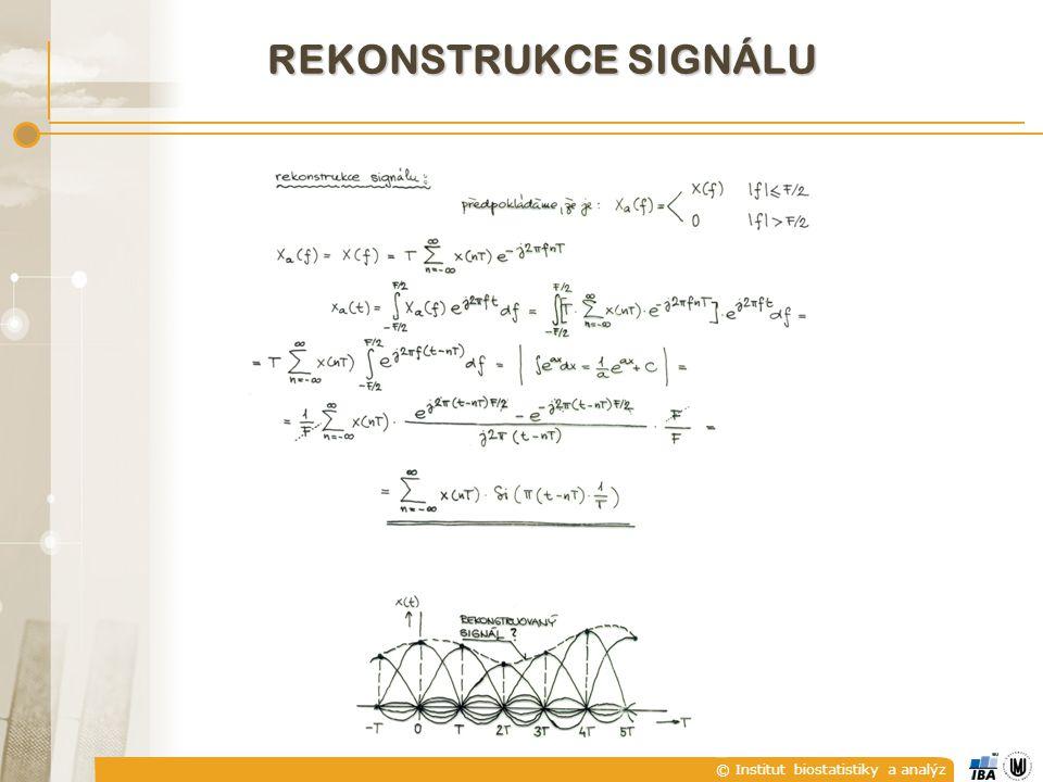 Rekonstrukce signálu
