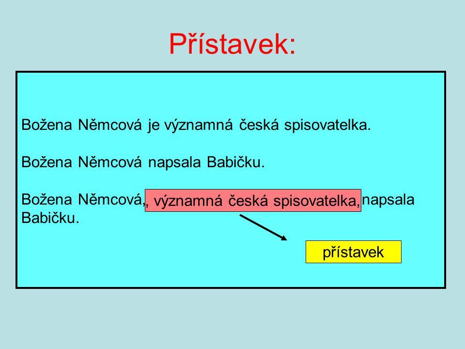 , významná česká spisovatelka,