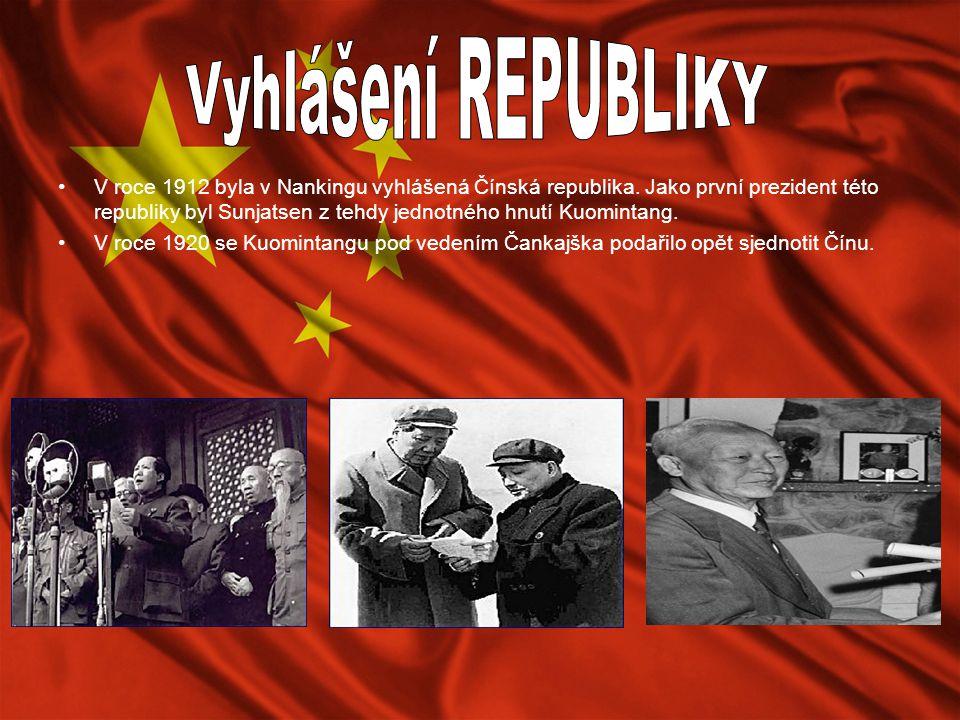 Vyhlášení REPUBLIKY