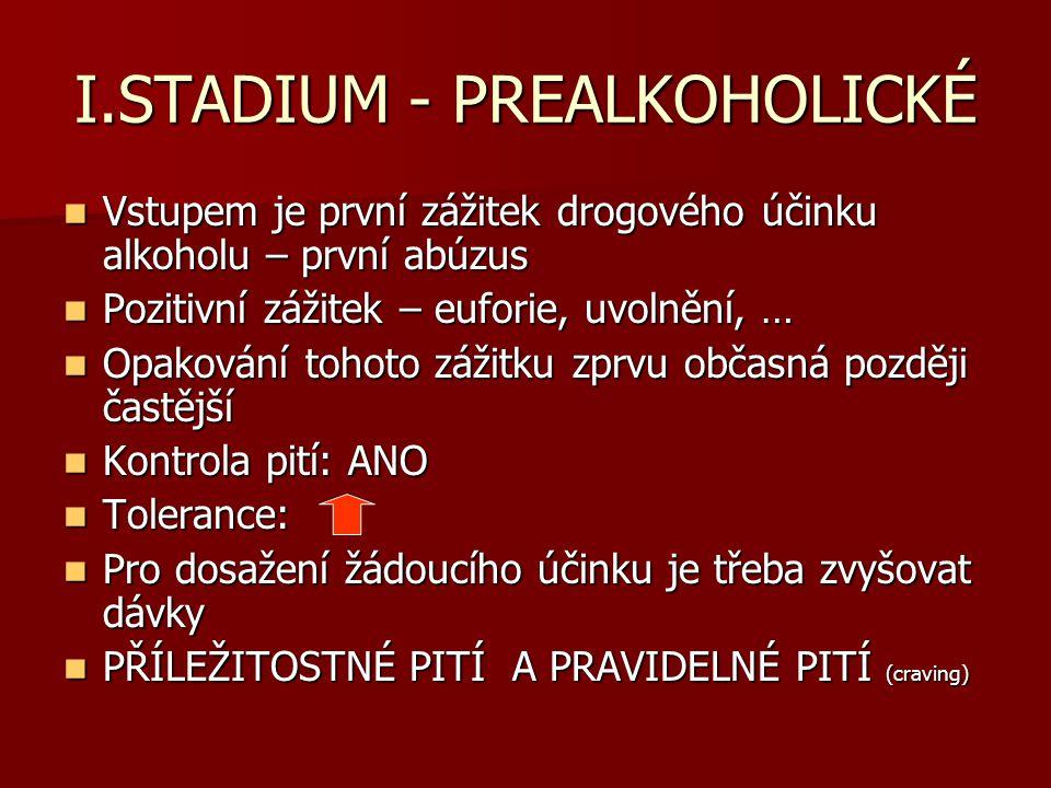 I.STADIUM - PREALKOHOLICKÉ