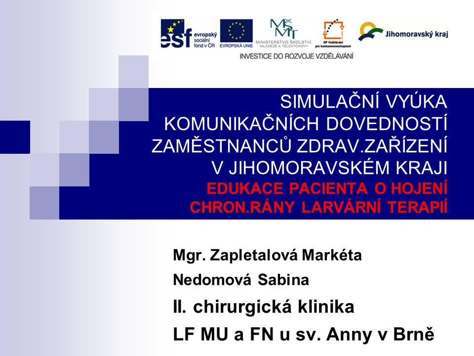 II. chirurgická klinika LF MU a FN u sv. Anny v Brně