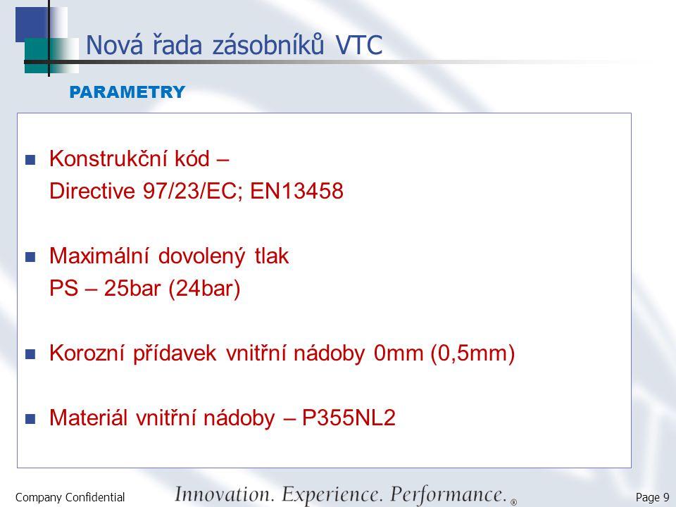 Nová řada zásobníků VTC