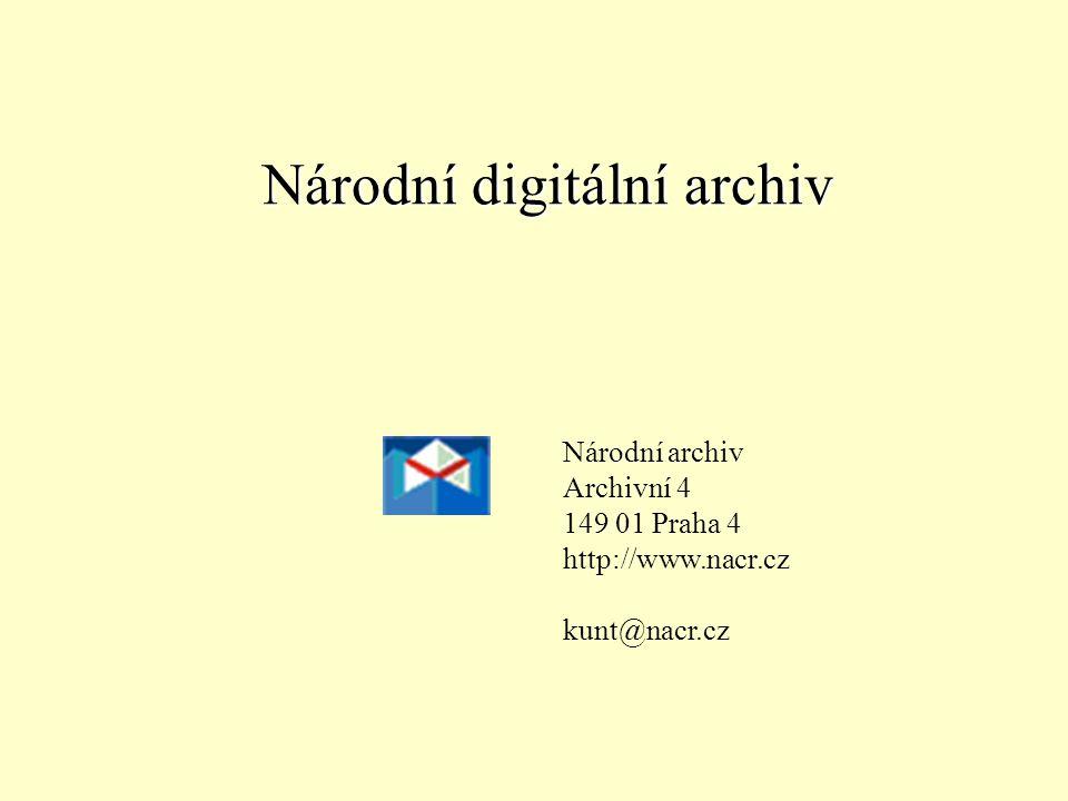 Národní digitální archiv