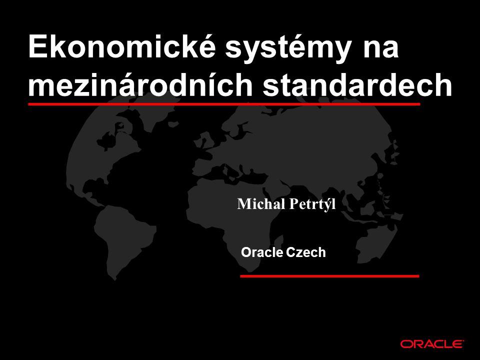 Ekonomické systémy na mezinárodních standardech