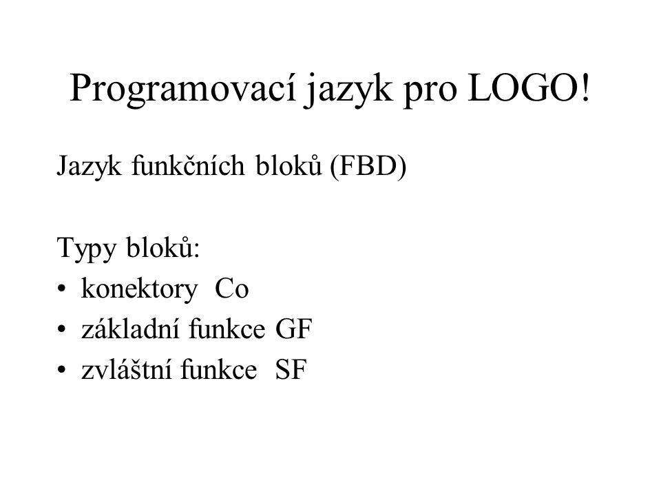 Programovací jazyk pro LOGO!