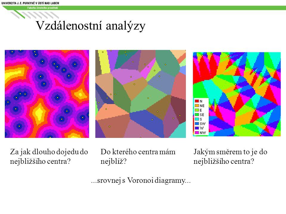 ...srovnej s Voronoi diagramy...