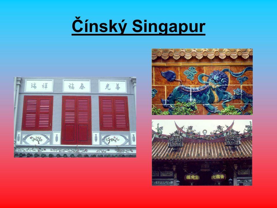 Čínský Singapur