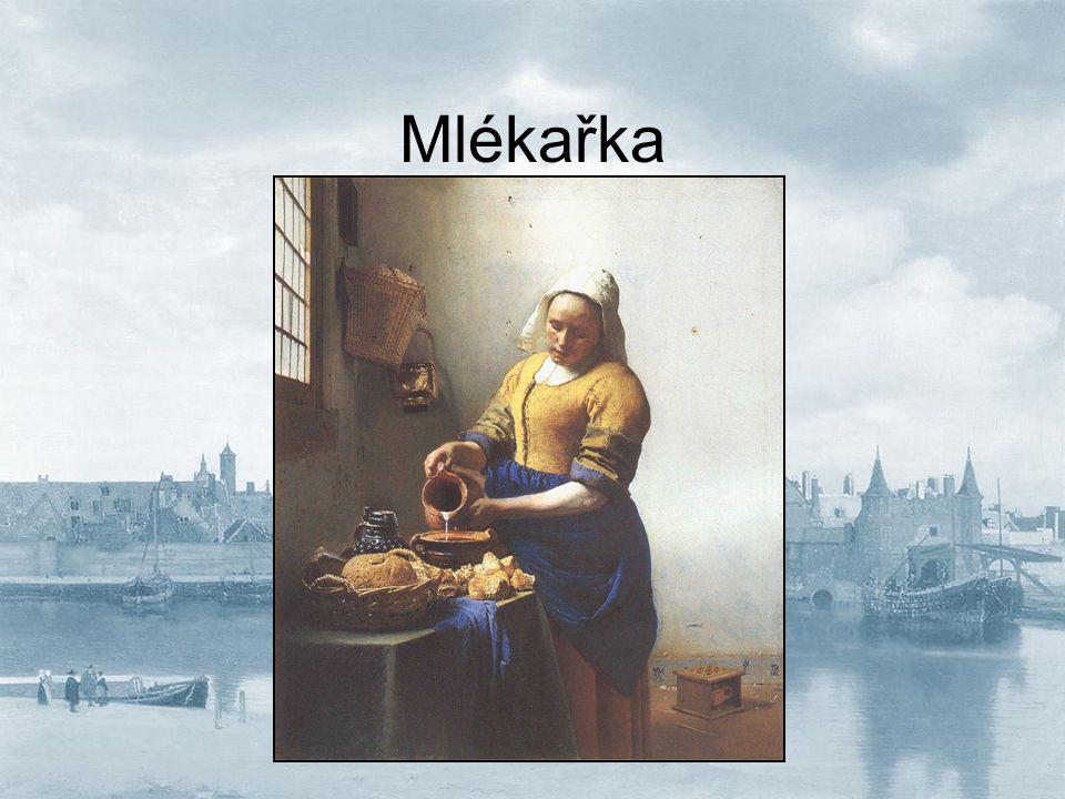 Mlékařka