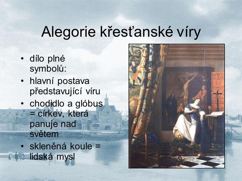 Alegorie křesťanské víry