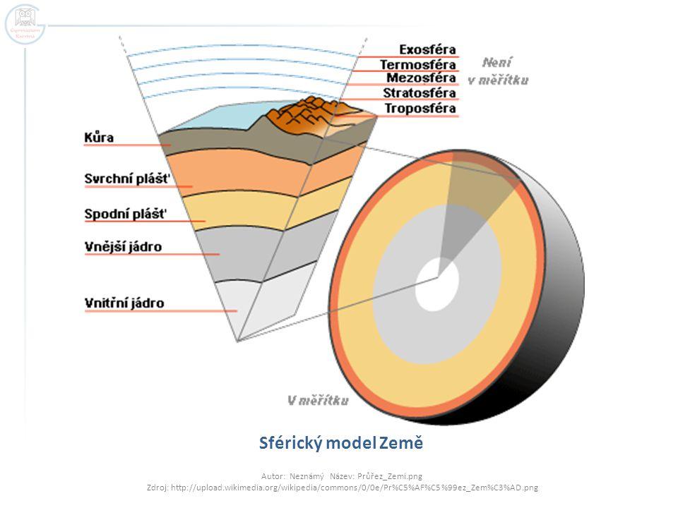 Sférický model Země