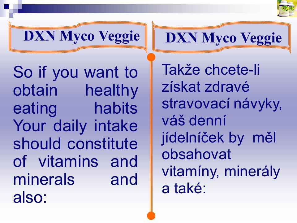 DXN Myco Veggie DXN Myco Veggie.