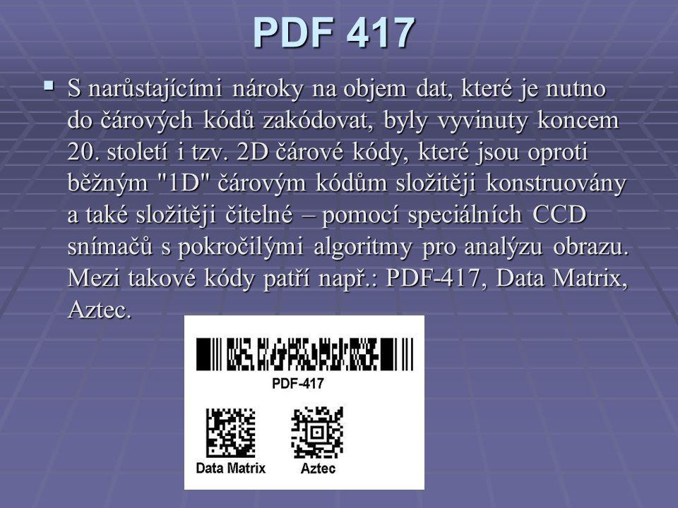 PDF 417