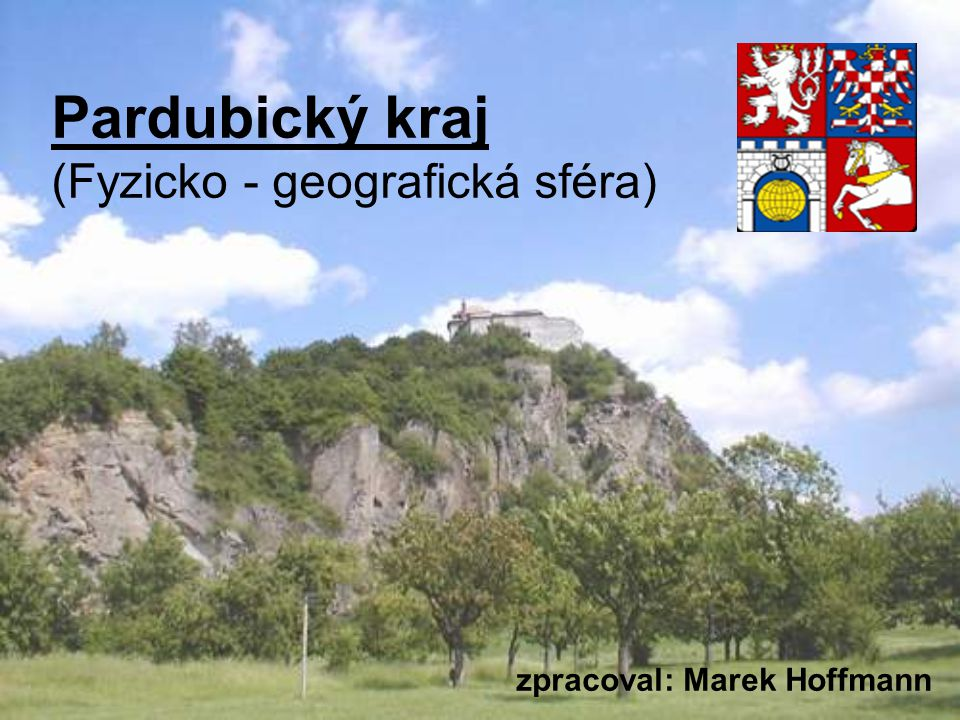 Pardubický kraj (Fyzicko - geografická sféra)