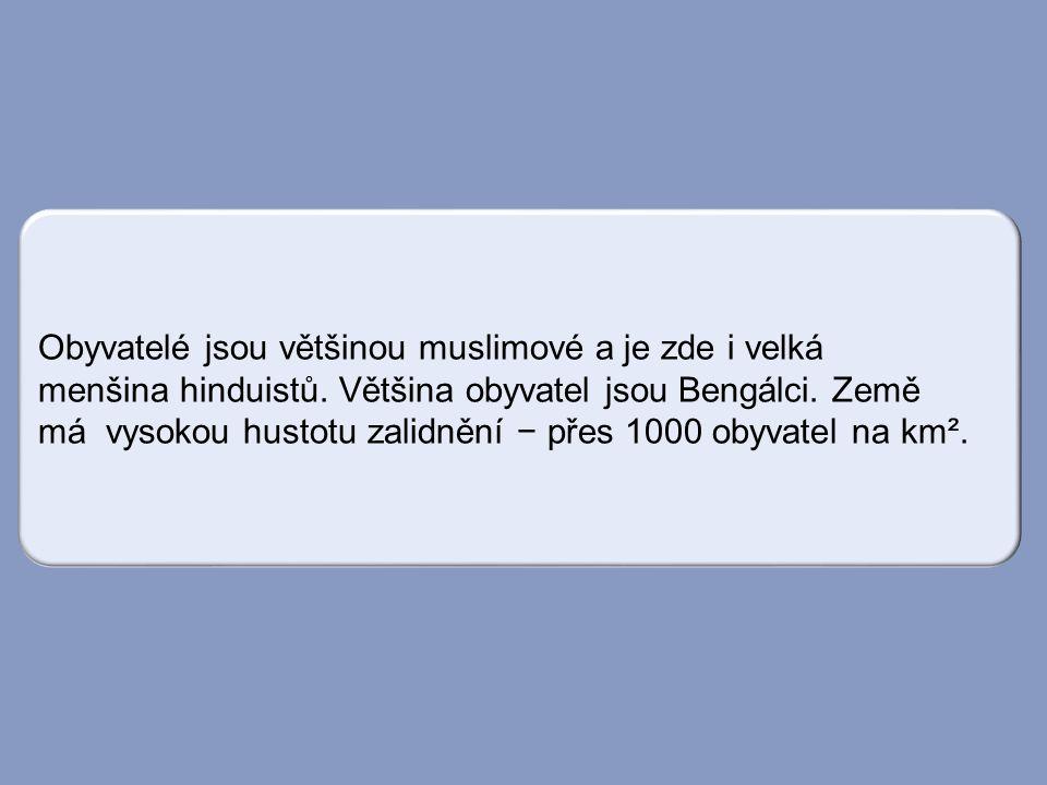 Obyvatelé jsou většinou muslimové a je zde i velká menšina hinduistů