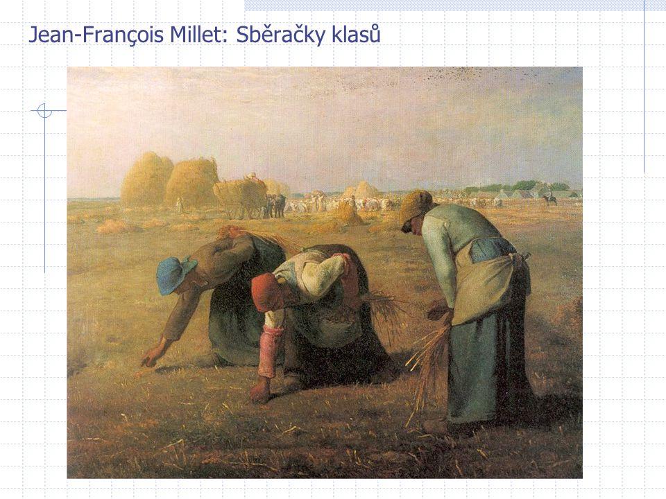 Jean-François Millet: Sběračky klasů