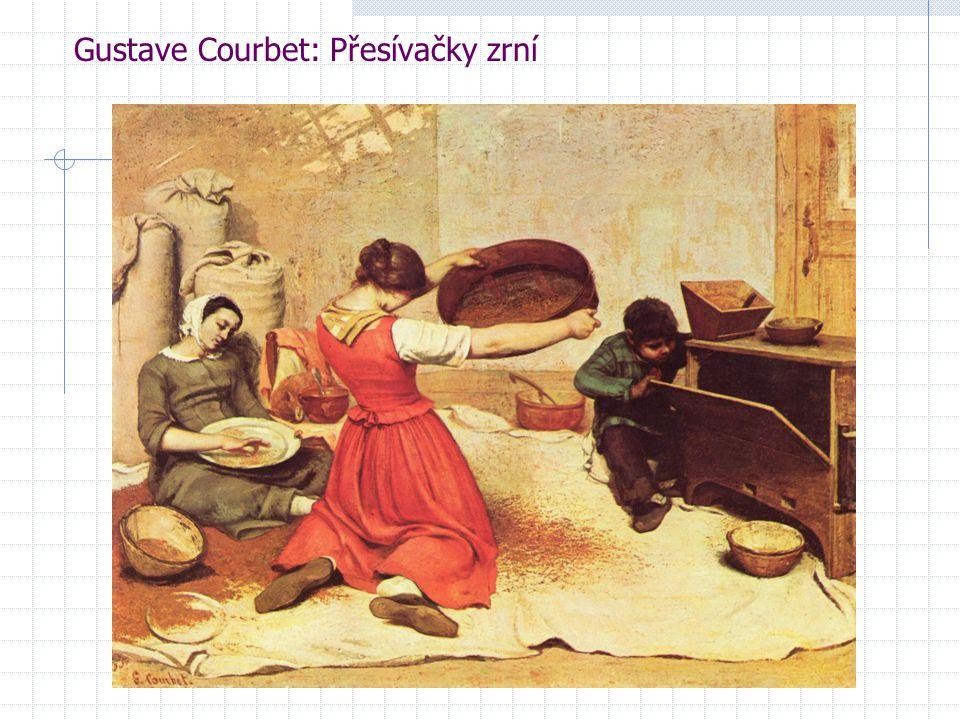 Gustave Courbet: Přesívačky zrní