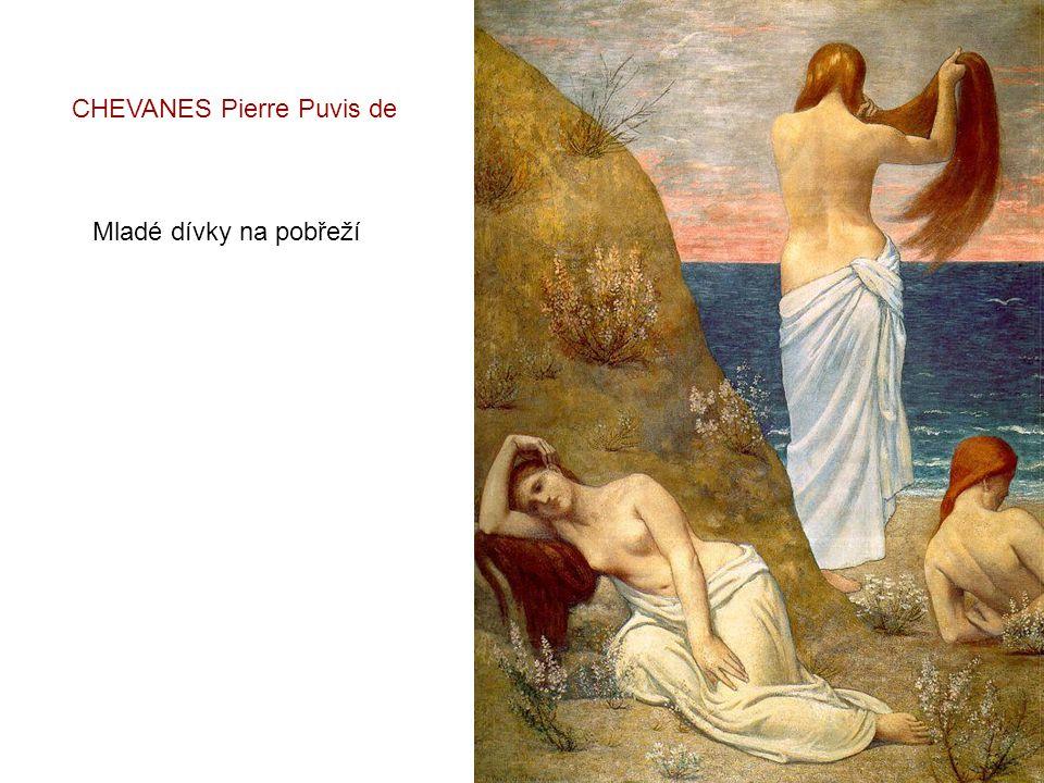CHEVANES Pierre Puvis de
