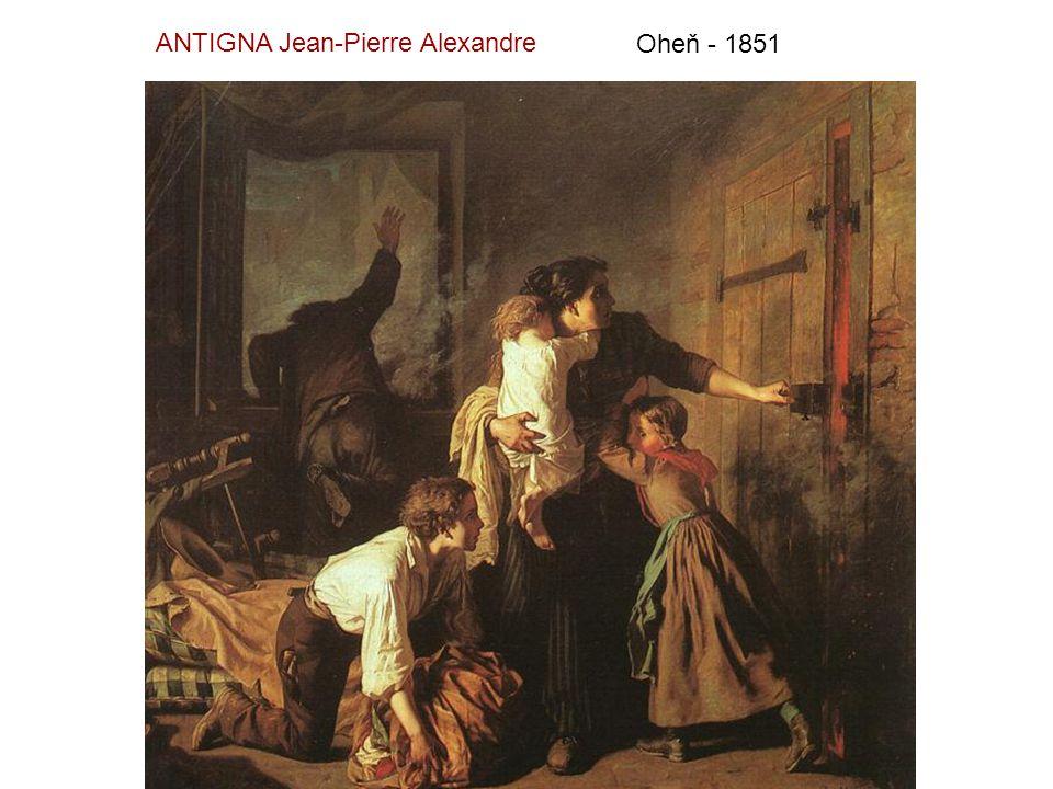 ANTIGNA Jean-Pierre Alexandre