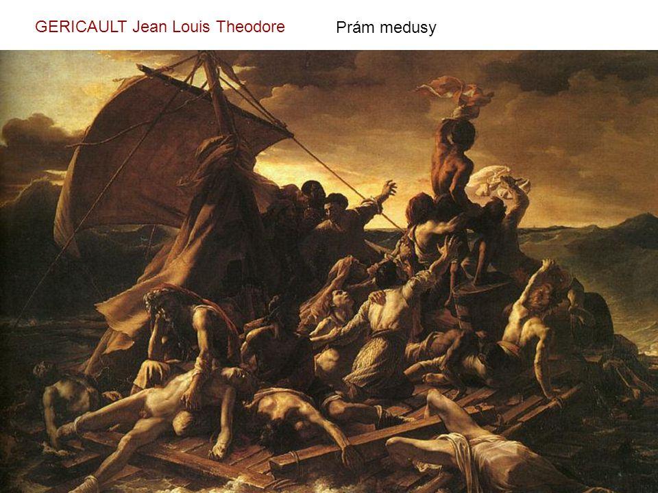GERICAULT Jean Louis Theodore