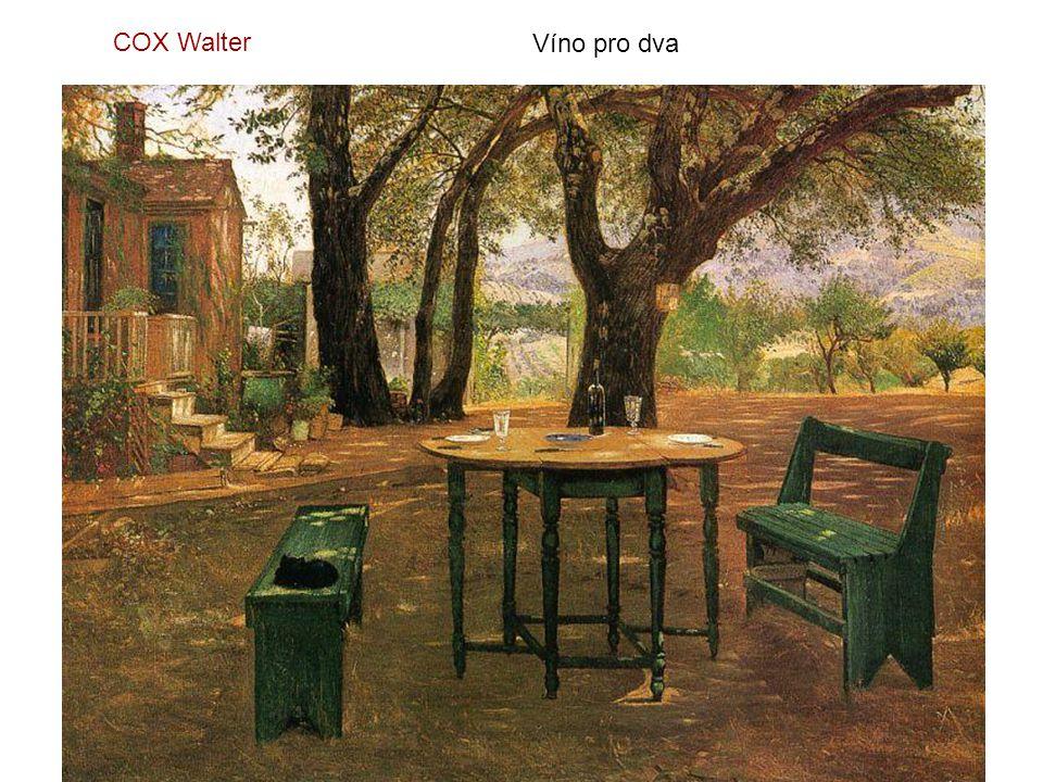 COX Walter Víno pro dva