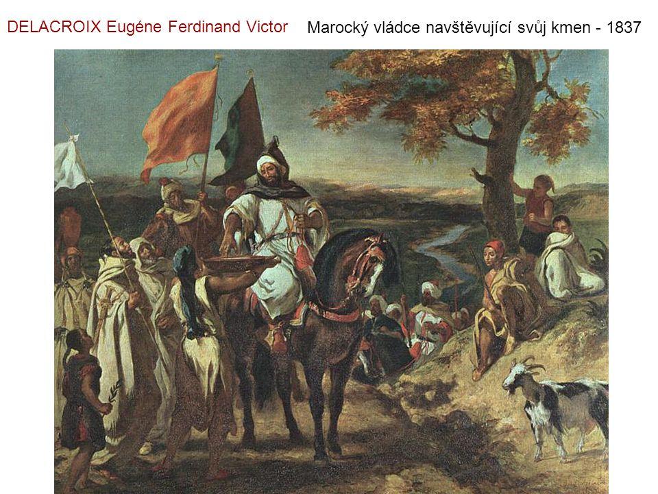 DELACROIX Eugéne Ferdinand Victor