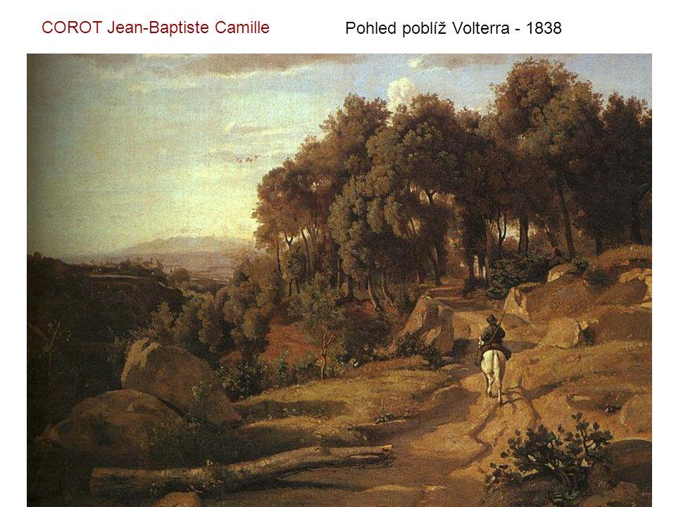 COROT Jean-Baptiste Camille
