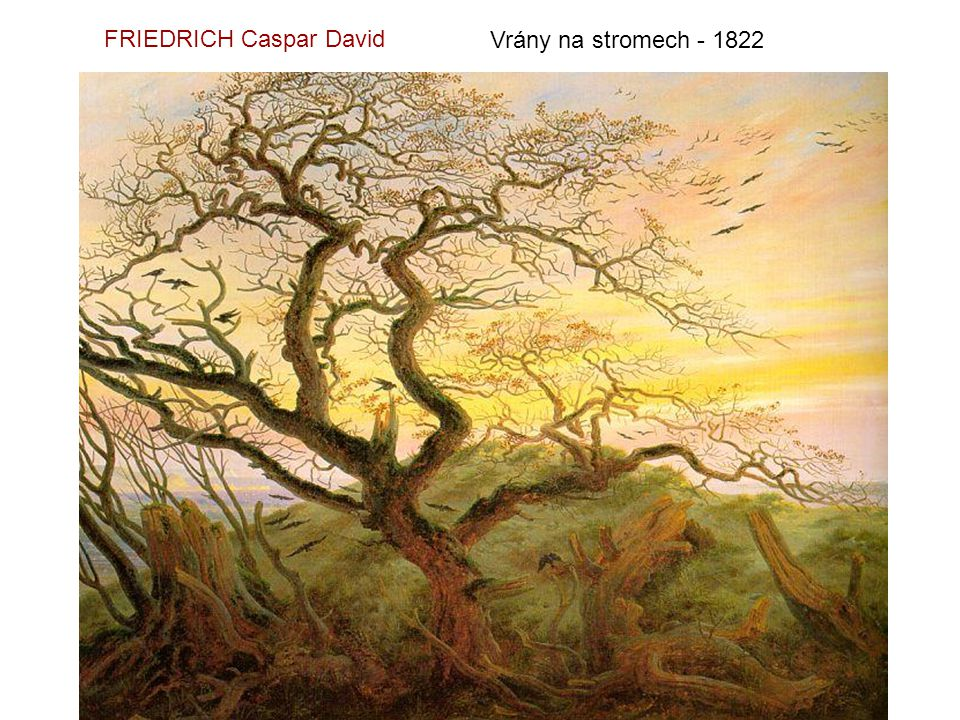 FRIEDRICH Caspar David