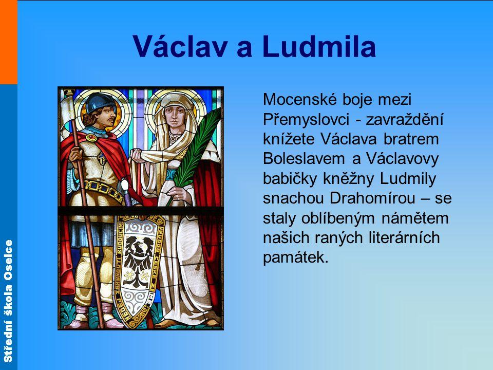 Václav a Ludmila