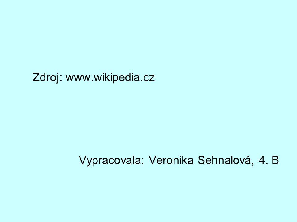 Zdroj: www.wikipedia.cz