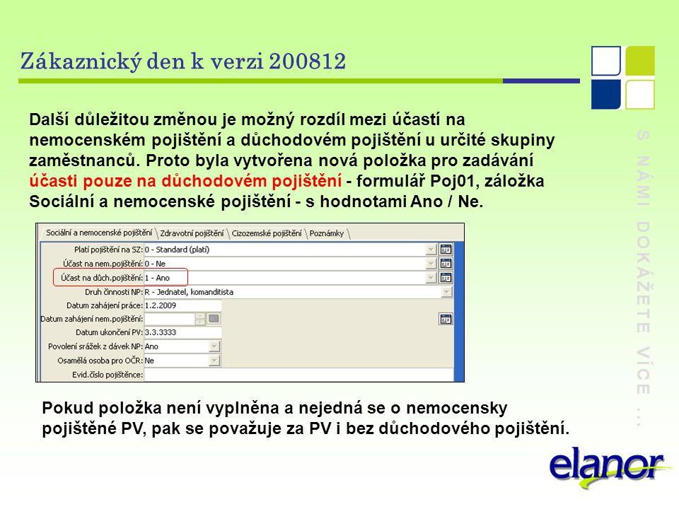 Zákaznický den k verzi 200812